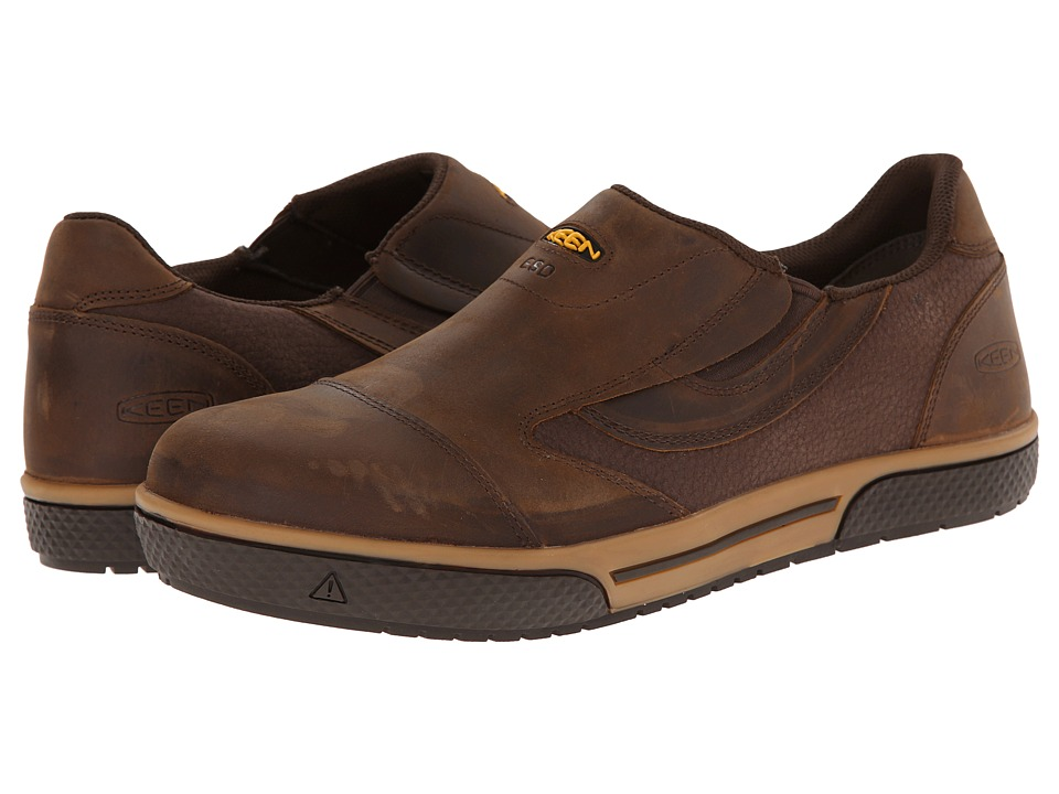 Keen Utility Destin Slip-on (Cascade Brown) Men