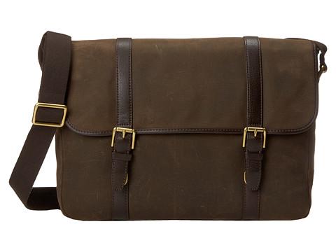 Elegant Fossil Wagner Ew Messenger Bag - Brown | Free UK Delivery