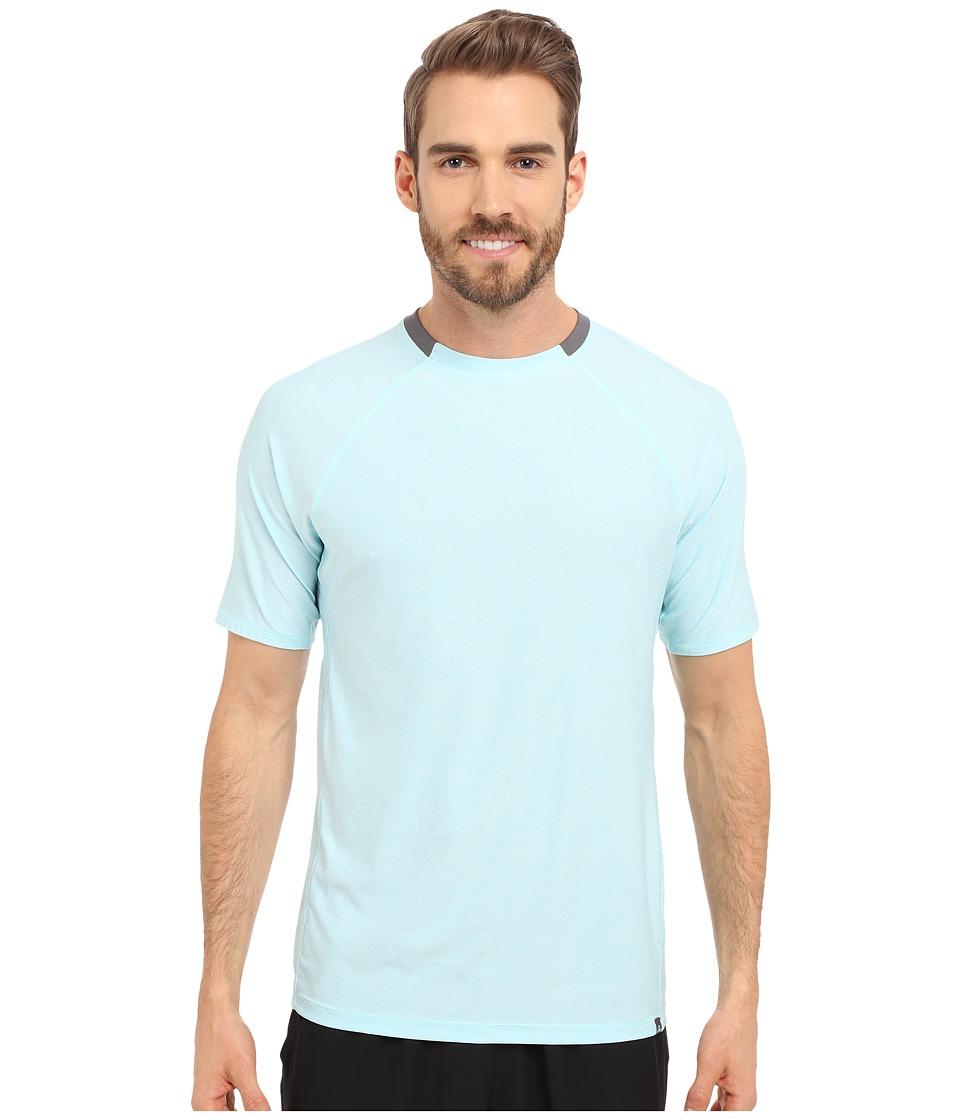 Soybu Kinetic Short Sleeve Riptide Mens Short Sleeve Pullover