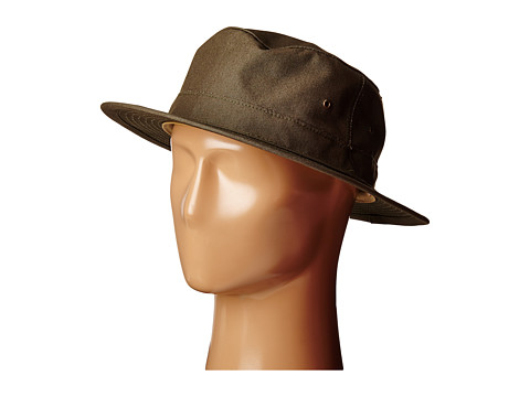 Filson Original Tin Cloth Hat - Dry - Otter Green