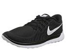 Nike Free 5.0 (Black/Dark Grey/Dove Grey/White)