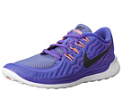 Nike Free 5.0 (Persian Violet/Aluminum/Fuchsia Glow/Black)
