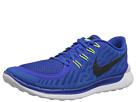 Nike Free 5.0 (Game Royal/Neo Turquoise/Light Retro/Black)