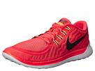 Nike Free 5.0 (Bright Crimson/Total Orange/Bright Citrus/Black)