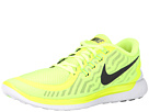 Nike Free 5.0 (Volt/Electric Green/Light Lucid Green/Black)