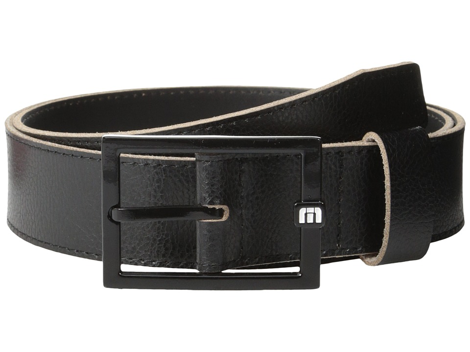TravisMathew Bruno 2 Belt Black 1 Mens Belts