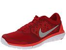 Nike Flex 2015 RUN (Gym Red/Bright Crimson/White/Metallic Silver)