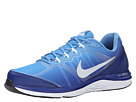 Nike Dual Fusion Run 3 Premium (Deep Royal Blue/Horizon/Metallic Silver/Reflect Silver)