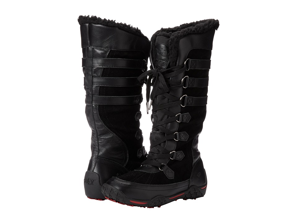 Pajar CANADA Aventure Black Womens Boots