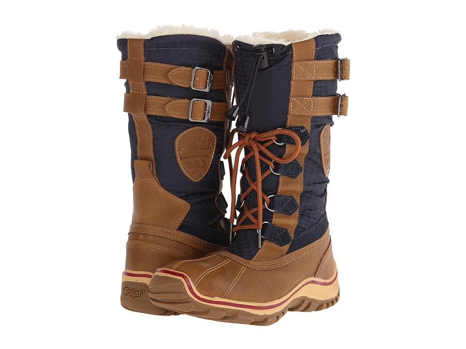 Pajar CANADA Adriana Cognac/Navy Womens Boots