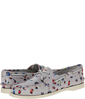 Sperry Top-Sider - A/O 2-Eye Gray Malin