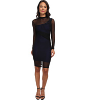 French Connection - Fast Mia Mix Dress 71CYI