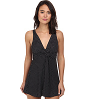 Miraclesuit - Pin Point Marais Swimdress