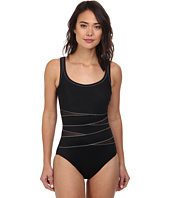 Miraclesuit - Color Mix Cutting Edge Swimsuit