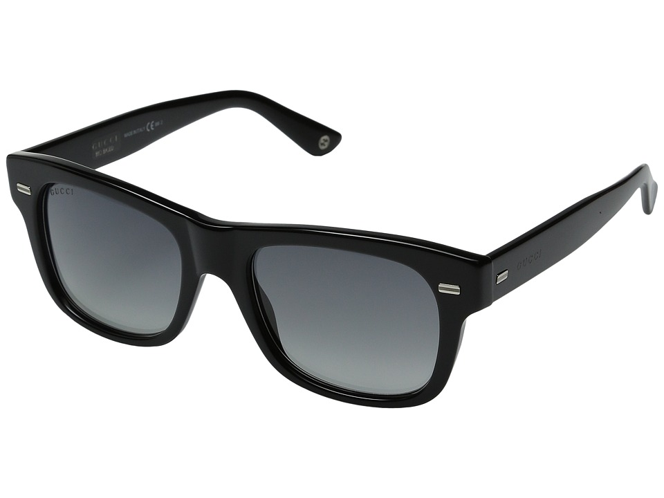 Gucci GG 1078/S Black/Gray Gradient Fashion Sunglasses