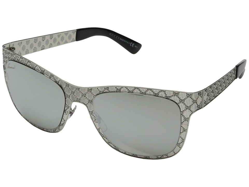Gucci GG 4266/S Palladium/Silver Mirror Fashion Sunglasses
