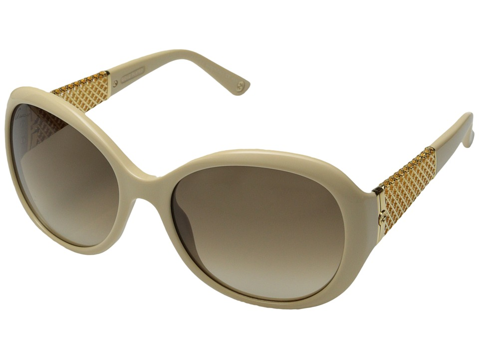Gucci GG 3693/S Beige Gold/Brown Gradient Fashion Sunglasses