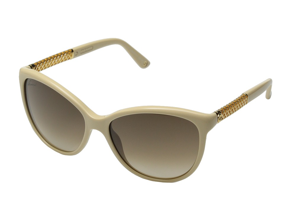 Gucci GG 3692/S Beige Gold/Brown Gradient Fashion Sunglasses