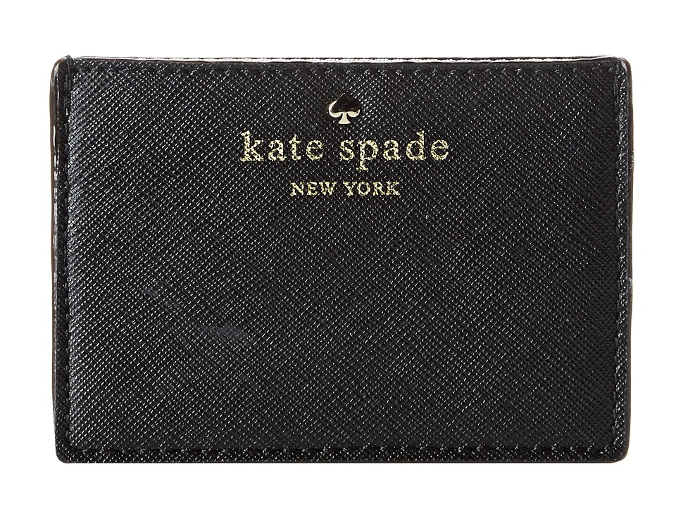 Kate Spade New York Cedar Street Card Holder Black Credit card Wallet