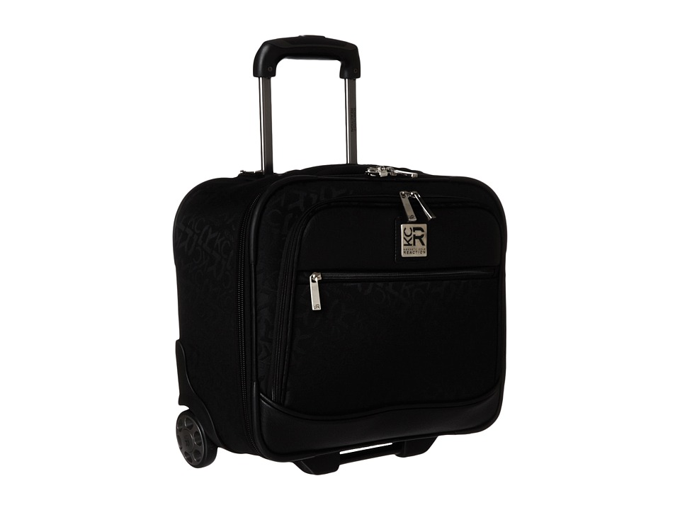 Kenneth Cole Reaction - Do You Copy Wheeled Overnighter (Black) Luggage
