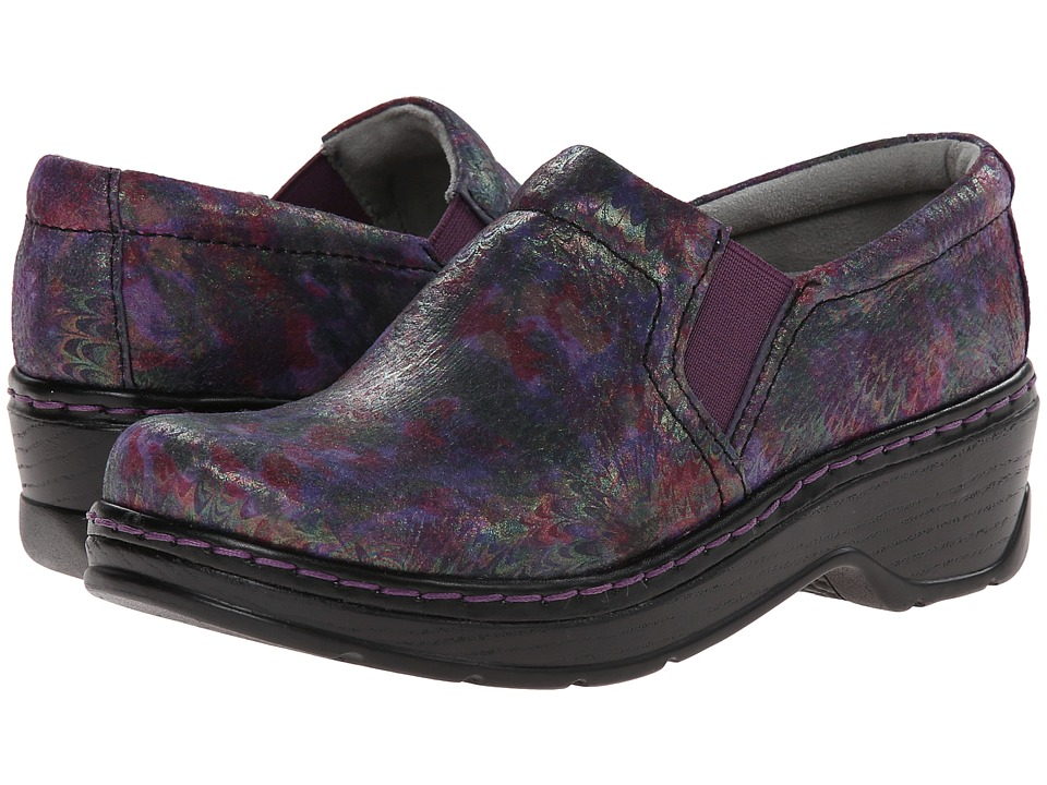 Klogs Footwear - Naples (Peacock) Women's Clog Shoes