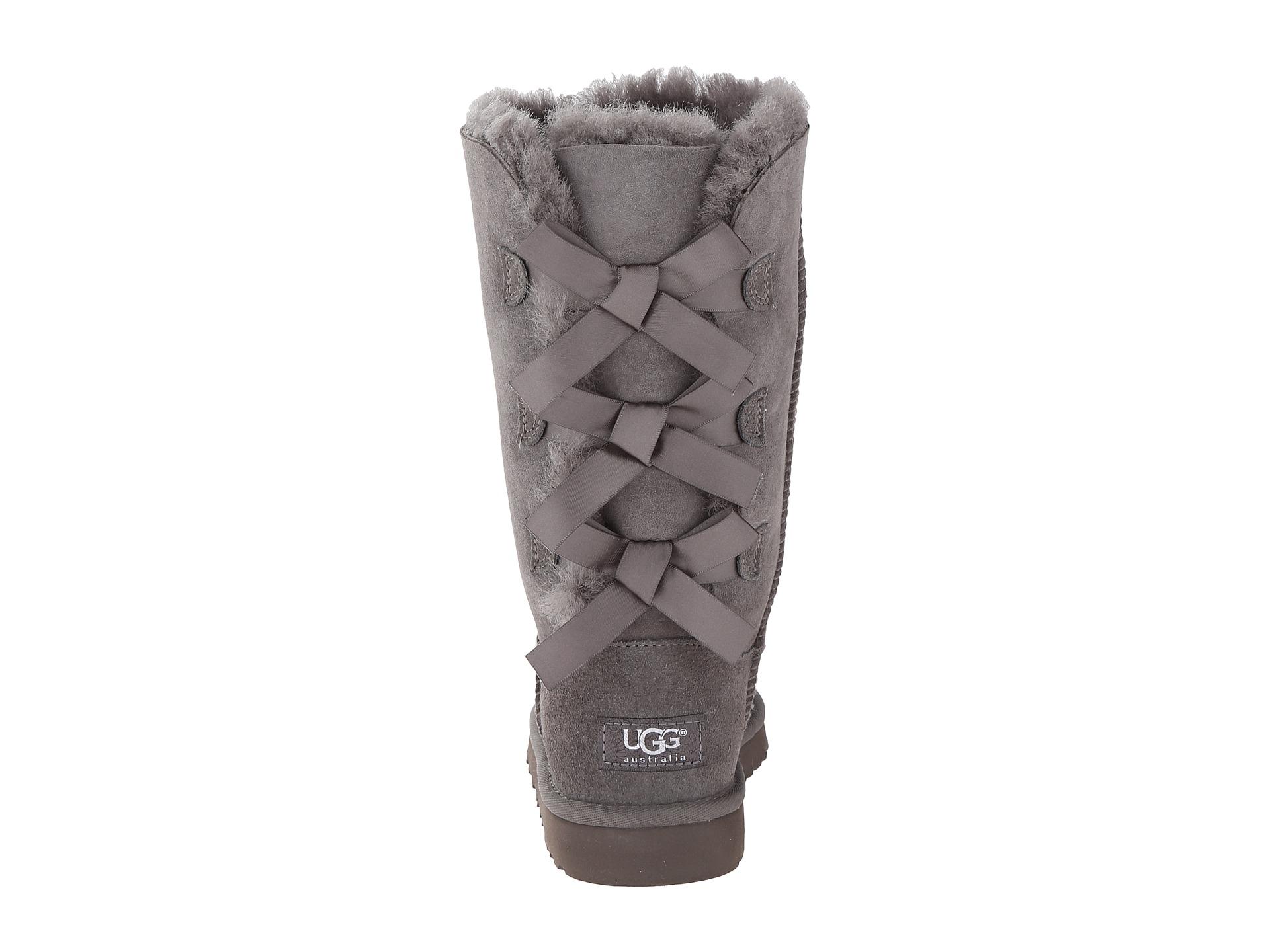 grey uggs size 5
