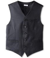 Calvin Klein Kids - Slub Pindot Vest (Big Kids)