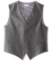 Calvin Klein Kids - Slub Twill Vest (Big Kids)