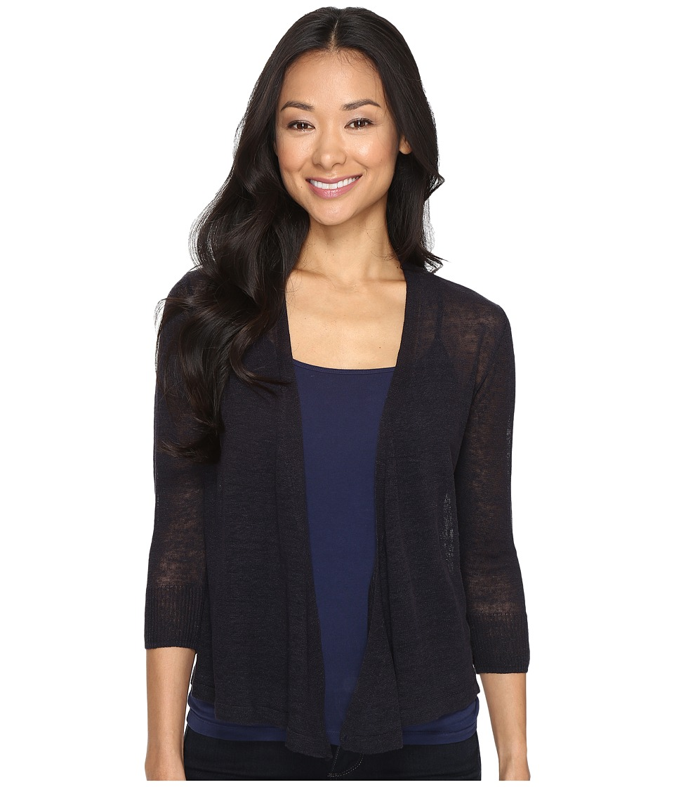 NIC+ZOE - Four-Way Cardy (Midnight) Womens Sweater