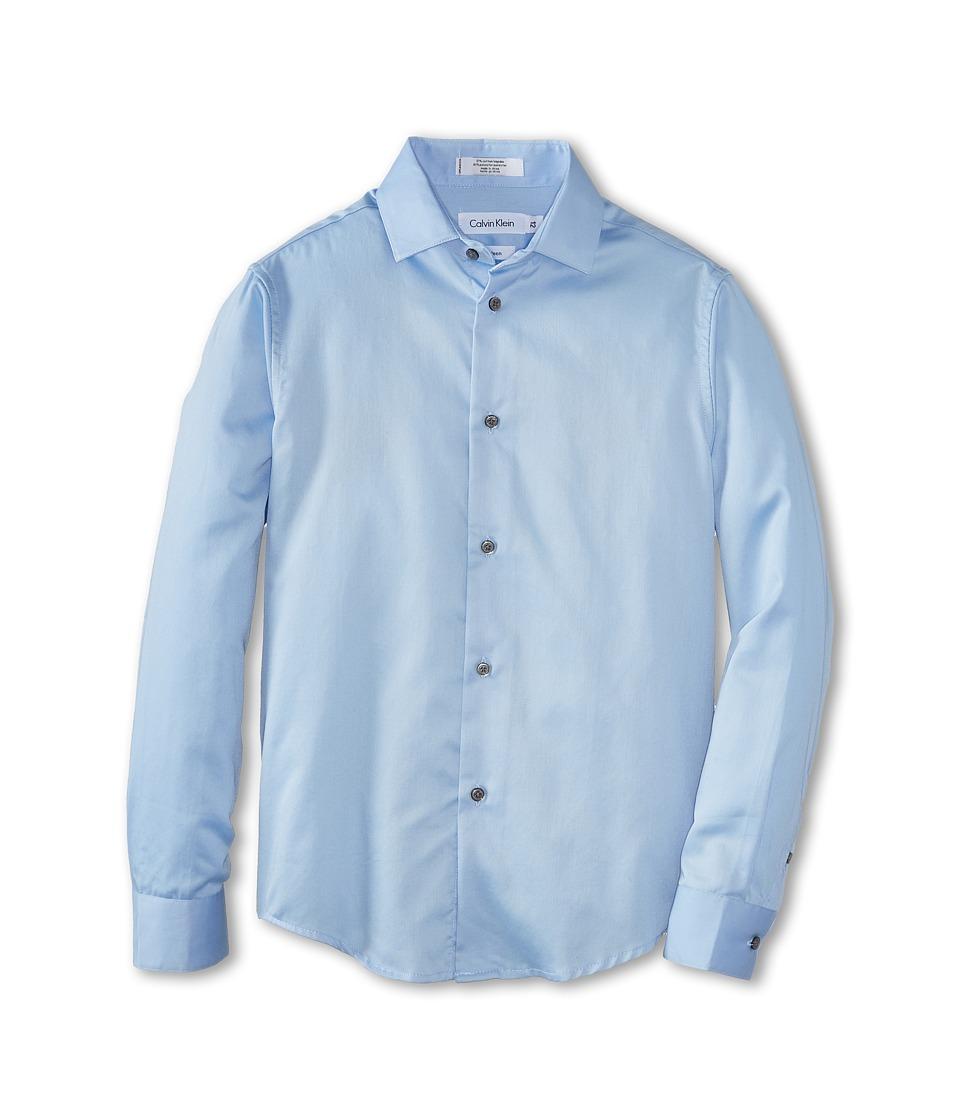 Calvin Klein Kids - Sateen Shirt