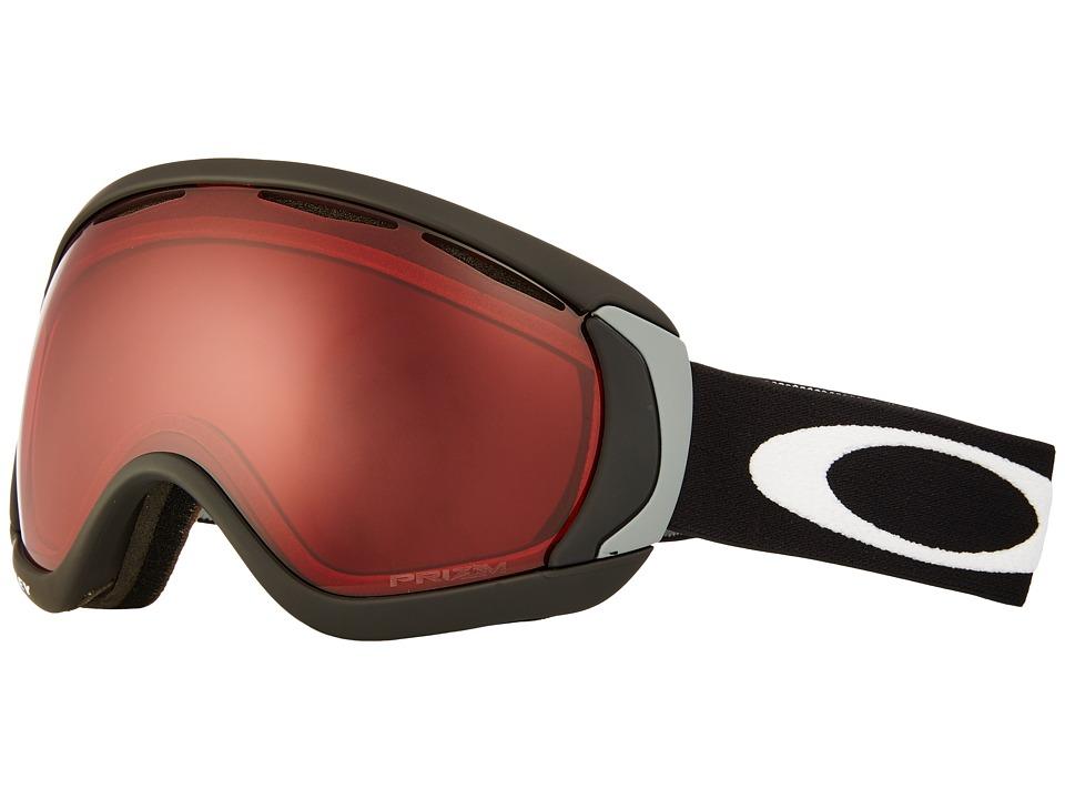 Oakley - Canopy (Matte Black w/ Rose) Snow Goggles