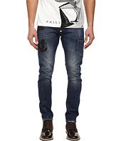 Philipp Plein - The Party Milan Cut Jeans