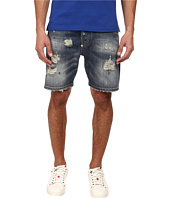 Philipp Plein - You Miami Cut Jean Shorts