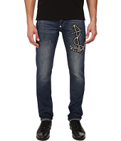 Philipp Plein - Light Up Straight Cut Jeans