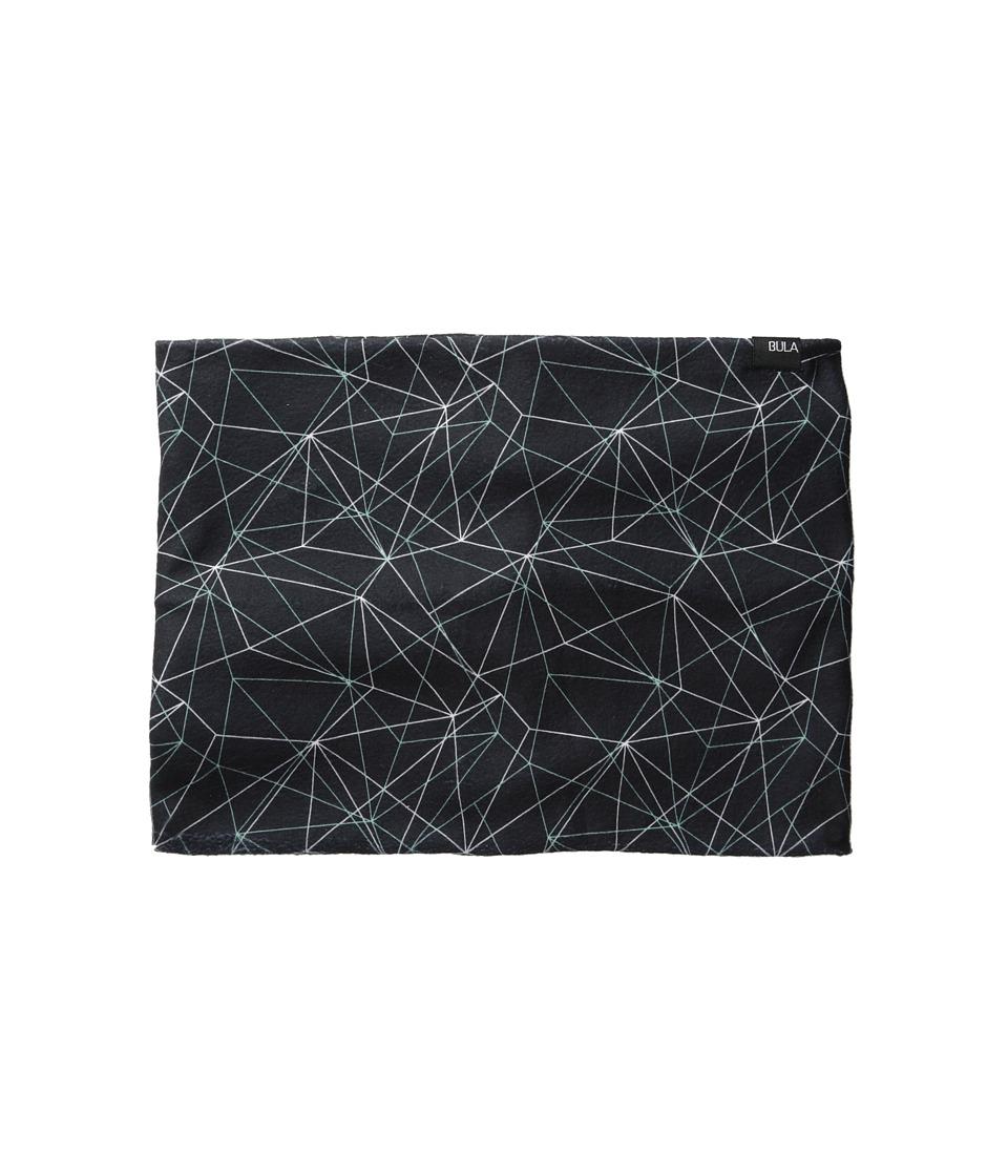 BULA Hiphop Printed Black Diamond Scarves