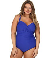 Miraclesuit - Plus Size Solid Sanibel Swimsuit
