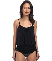 Magicsuit - Solid Shelly Tankini Top