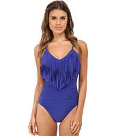 Magicsuit - Fringe Solid Blaire Swimsuit