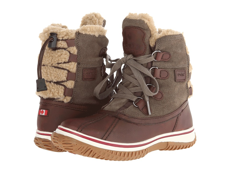 Pajar CANADA Iceland Brown/Taupe Womens Boots