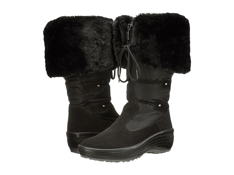Pajar CANADA Mia Black Womens Boots