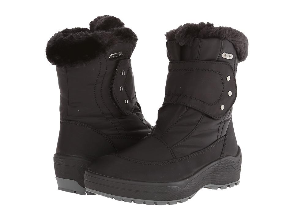 Pajar CANADA Moscou 2 Black Womens Boots