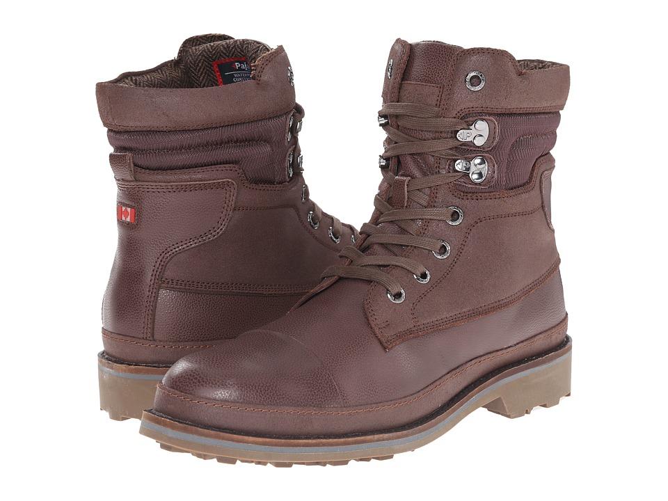 Pajar CANADA Earl Dk Brown Mens Boots