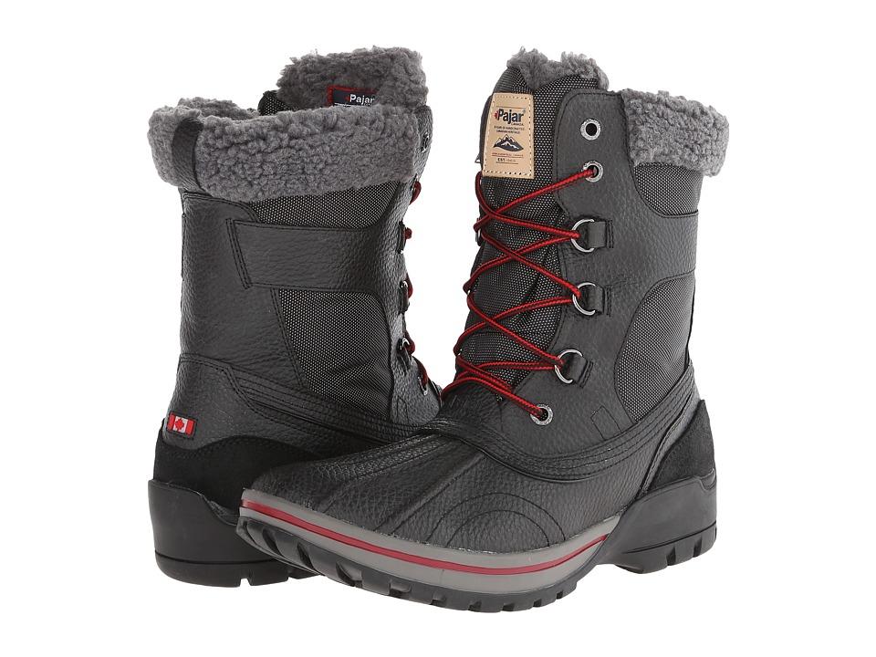 Pajar CANADA Burman Black Mens Boots