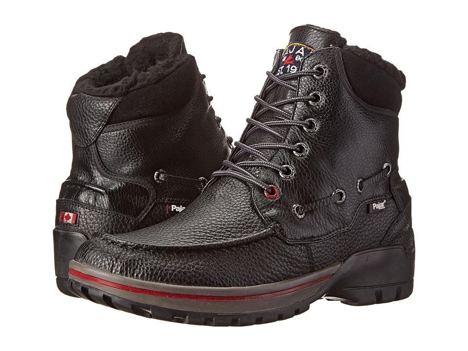 Pajar CANADA Basel Black Mens Boots