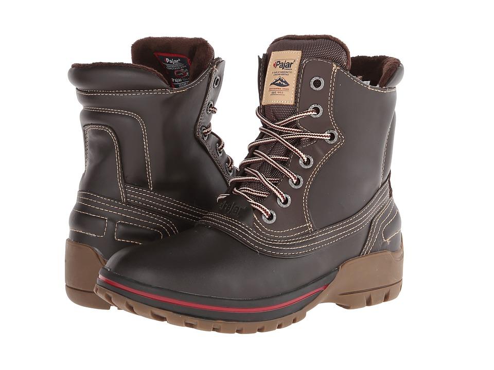 Pajar CANADA Baird Dk Brown Mens Boots