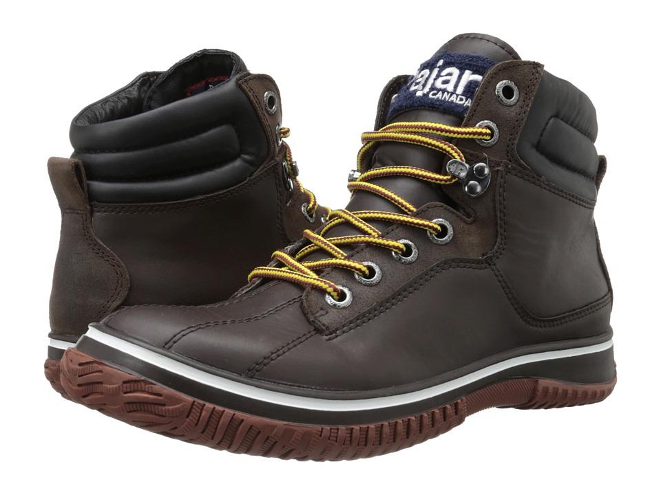 Pajar CANADA Guardo Dk Brown Mens Boots