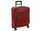 Briggs & Riley Transcend International Carry-On Wide-Body Spinner (Crimson Red)