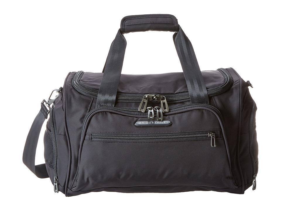 Briggs & Riley - Transcend Cabin Duffle (Black 1) Duffel Bags