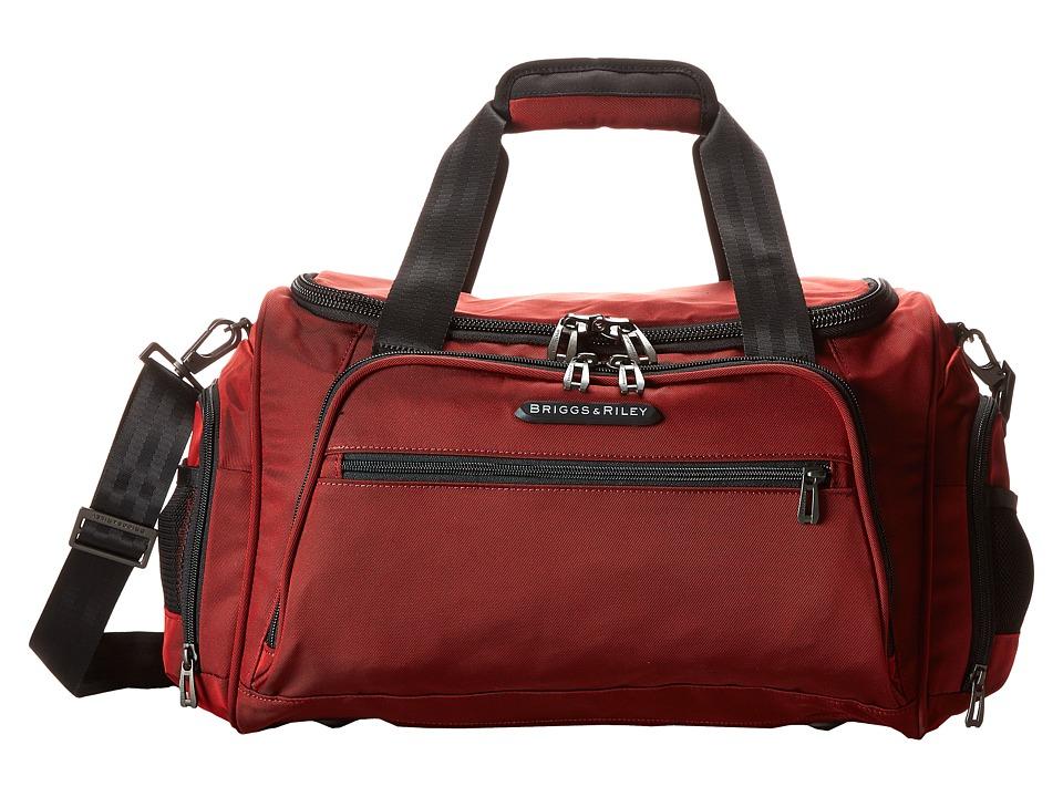 Briggs & Riley - Transcend Cabin Duffle (Crimson Red) Duffel Bags