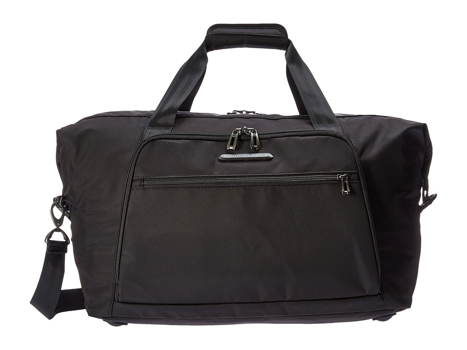 Briggs amp Riley Transcend Weekender Black Weekender/Overnight Luggage